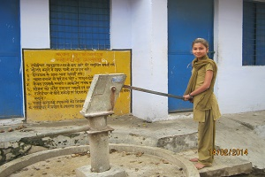 Evaluation Study To Assess The Performance Of Five Above Average States Sanitation Coverage