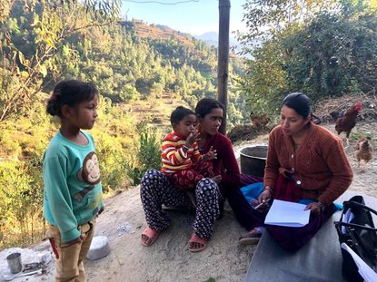 Study on Save the Children's Parenting Programmes in India and Nepal