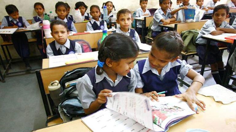 Rapid assessment survey to assess remote learning during school closures across India due to COVID-19